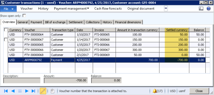 Customer transactions2